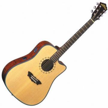 Washburn D46 SCE Acoustic-Electric Guitar
