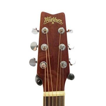 Washburn D10SK-RE Reissue Solid Top Natural Dreadnought Acoustic Guitar w/bag