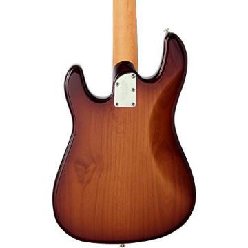 Ernie Ball Music Man 123-TB-20-03 Cutlass Bass Heritage Tobacco Rosewood Fretboard