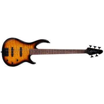 Peavey Millennium 5 String Electric Bass, Sunburst