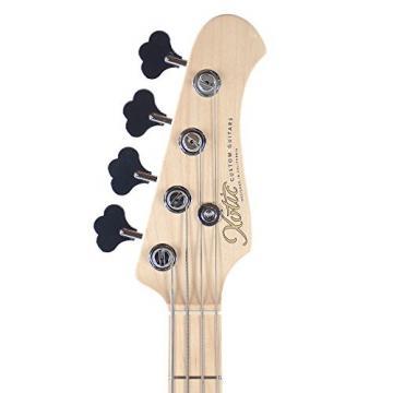 Xotic XP1T 4-String Bass Ash Black (Serial #2067)