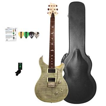 Paul Reed Smith Guitars CM4TTG-KIT-3 PRS Exclusive Limited Edition Custom SE 24 Electric Guitar, Trampas Green