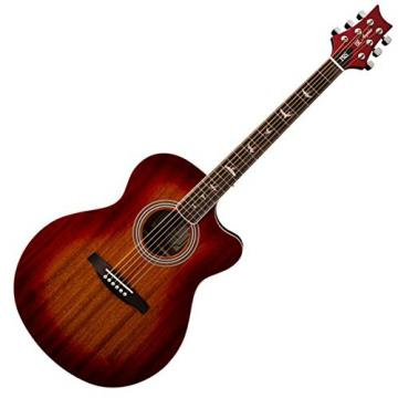PRS Angelus A10E Acoustic Electric Guitar Cherry Sunburst w/ Hardshell Case
