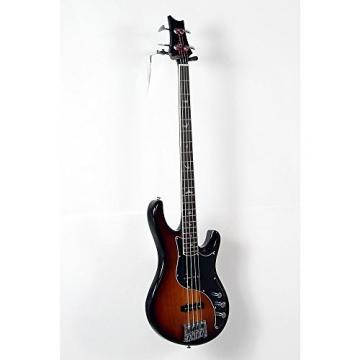 PRS KE4TC SE Kestrel Bass Guitar, Tri-Color Sunburst