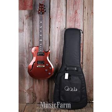 PRS Paul Reed Smith S2 Singlecut Semi Hollow Electric Guitar Custom with Gig Bag