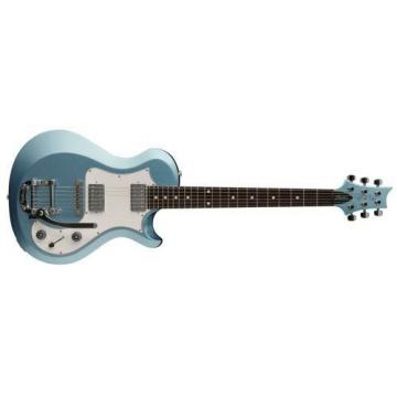 PRS RLBD12_IF Solid-Body Electric Guitar, Ice Blue Fire Mist
