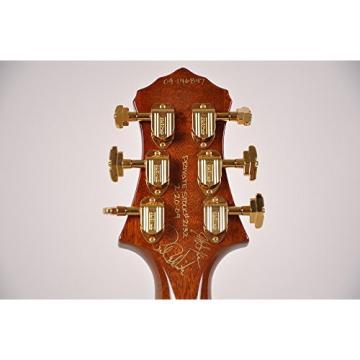 PRS Private Stock #2132 SC-J Thinline Guitar with original case