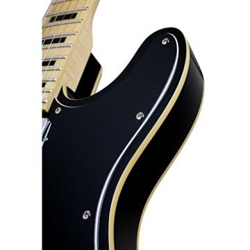 Schecter PT Fastback Electric Guitar (Gloss Black)