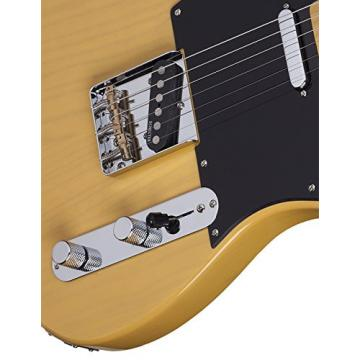 Schecter PT STAND. Butterscotch Blonde Electric Guitar, Californai Vintage Collection, Butterscotch Blonde