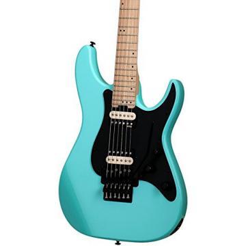 Schecter 1280 Solid-Body Electric Guitar, Sea Foam Green