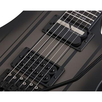 Schecter Synyster Custom-S FR  Solid-Body Electric Guitar, SDEB