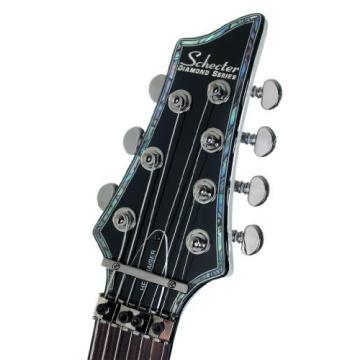 Schecter Hellraiser C-7 FR 7-String Electric Guitar (Gloss White)