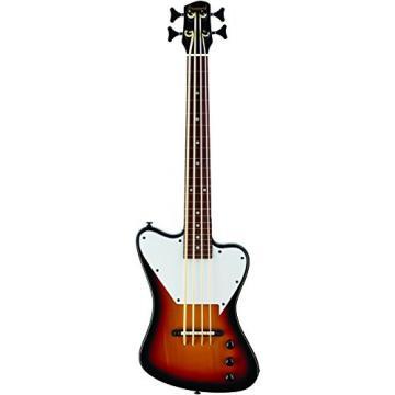 Savannah STB-700F-VS Lightning Bass Guitar, Fretless