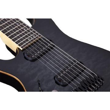 Schecter 1244 Banshee-8 Passive TBB Left Handed Electric Guitars