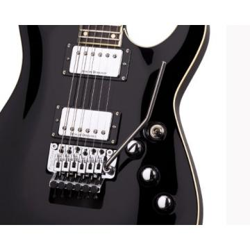 Schecter C-1 FR Standard Electric Guitar - Black