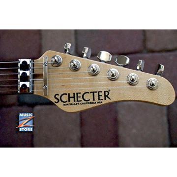 SCHECTER CET USA Custom Shop HSS Vintage Sunburst guitar USA w/OHSC NEW