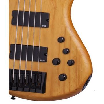 Schecter 2851 Session Stiletto-5 ANS Bass Guitars