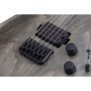 Schecter 1300 Solid-Body Electric Guitar, Rusty Grey