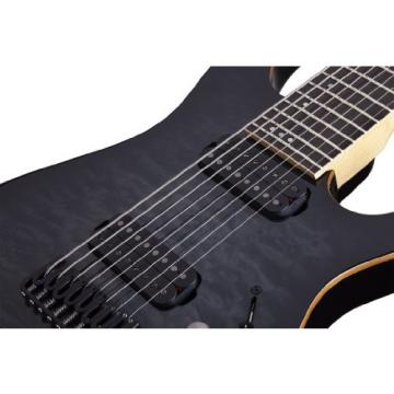 Schecter 1243 Banshee-8 Passive TBB Electric Guitars