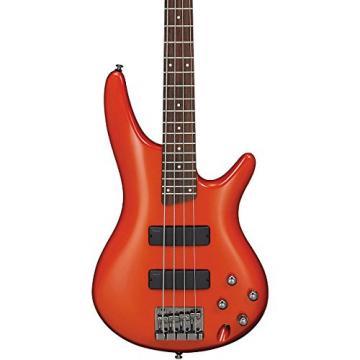 Ibanez SR300ROM Electric Bass Guitar, Roadster Orange Metallic