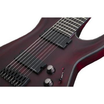 Schecter 386 Blackjack Atx C-8 VRS Electric Guitars