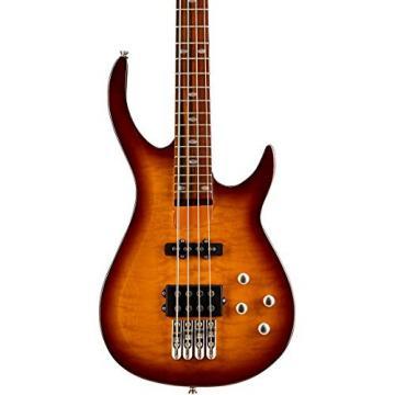 Rogue LX400 Series III Pro Electric Bass Guitar Sunset Burst