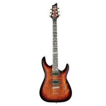 Schecter C-1 Classic Electric Guitar (3-Tone Sunburst)