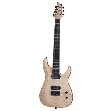 Schecter Keith Merrow KM-7 MK-II 7-String Solid-Body Electric Guitar, NATP