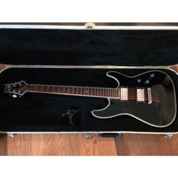Schecter C1 Elite Electric Guitar (Black)