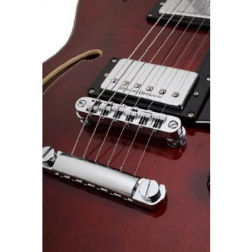 Schecter Corsair Electric Guitar (Gloss Walnut)