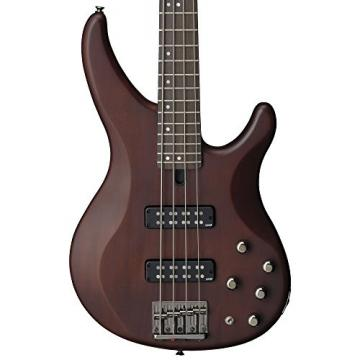 Yamaha TRBX504 TBN 4-String Bass Guitar Pack
