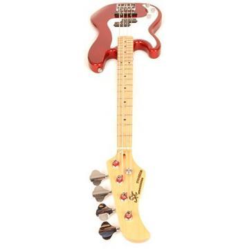 SX Ursa 3 JR MN ALDER CAR Left Handed 3/4 Size Bass Guitar with Bag