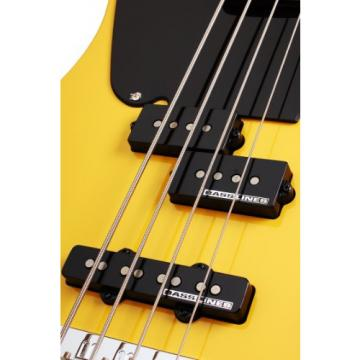 Schecter Model-T Electric Bass (Butterscotch)