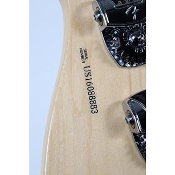 Fender American Elite Rosewood Fingerboard Jazz Bass Level 2 Olympic White 190839071217