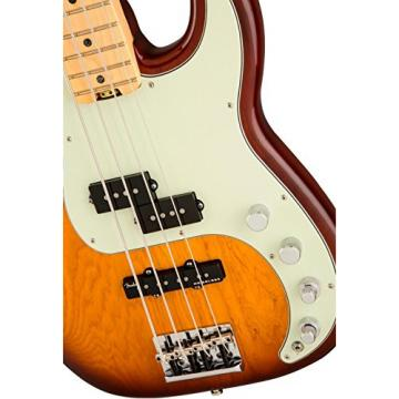 Fender American Elite  Precision Bass, Ash - Tobacco Sunburst