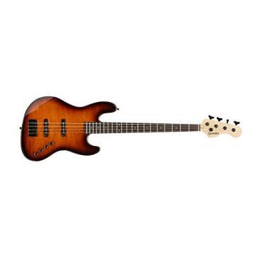 Spector CODA4PROSB CodaBass4 Pro Sunburst Gloss Bass Guitar