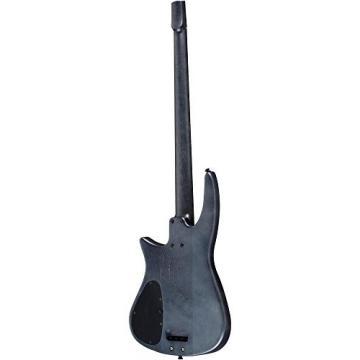NS Designs NS CR4-BG-CHS-FL Bass Guitar, Charcoal Satin, Fretless
