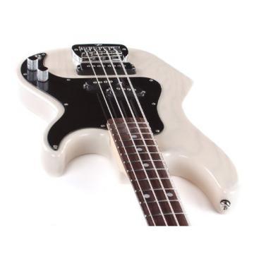 G&L USA SB-2 Bass, Blonde, Rosewood
