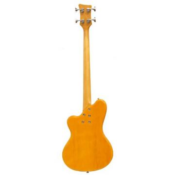 Italia Imola 4 string Bass (Amber)
