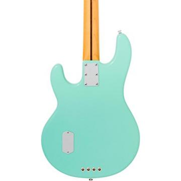 "Ernie Ball Music Man StingRay 40th Anniversary ""Old Smoothie"" - Mint Green"