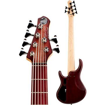MTD Kingston Andrew Gouche Signature 6-String Electric Bass Natural