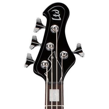 ESP LTD Stream-204 Black 4 String Bass