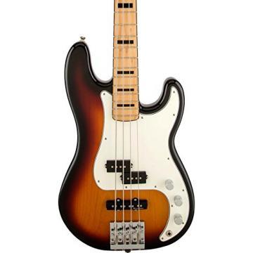 Fender Special Edition Deluxe PJ Bass 3-Tone Sunburst Maple
