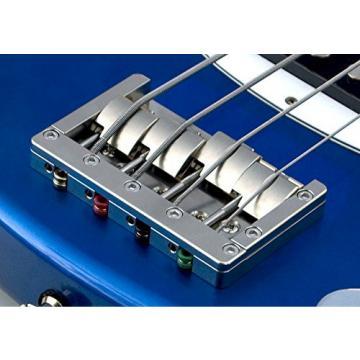 "KSM FOUNDATION Bass Bridge (4-string) ""Nickel Body with Nickel Bolts"""