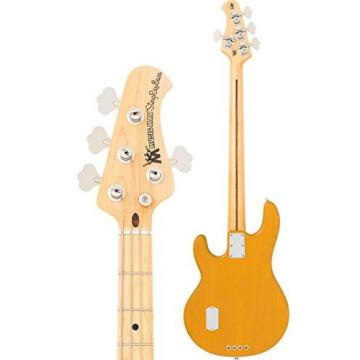 """Ernie Ball Music Man StingRay 40th Anniversary """"Old Smoothie"""" - Butterscotch"""