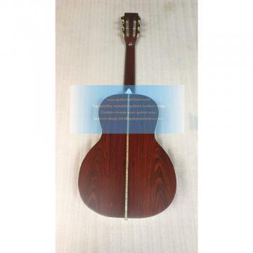 Handmade Custom Martin 00 42sc John Mayer Solid Cocobolo Guitar
