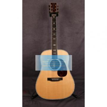 Custom Martin D-41 Guitar Natural Solid