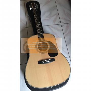 Custom Martin D 28 Acoustic Guitar D-28 Solid Sitka Spruce Top