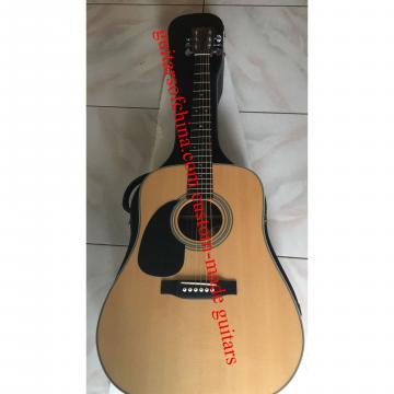 Custom Lefty Martin D-28 Solid Rosewood Guitar