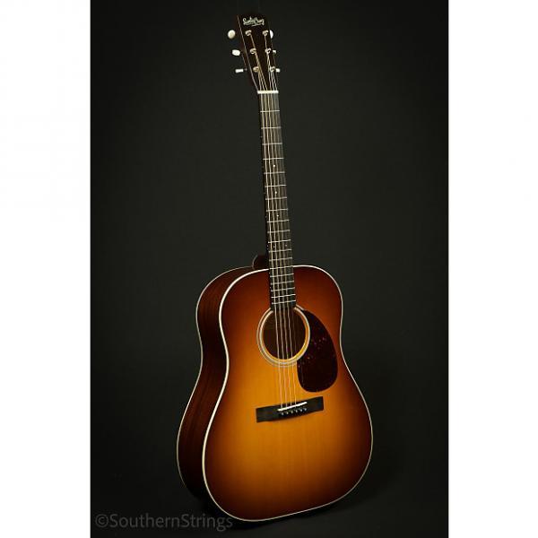 Custom Santa Cruz Vintage Southerner Guitar